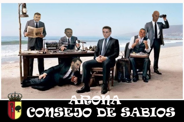 Concilium Sapientes, Consejo de Sabios Arona