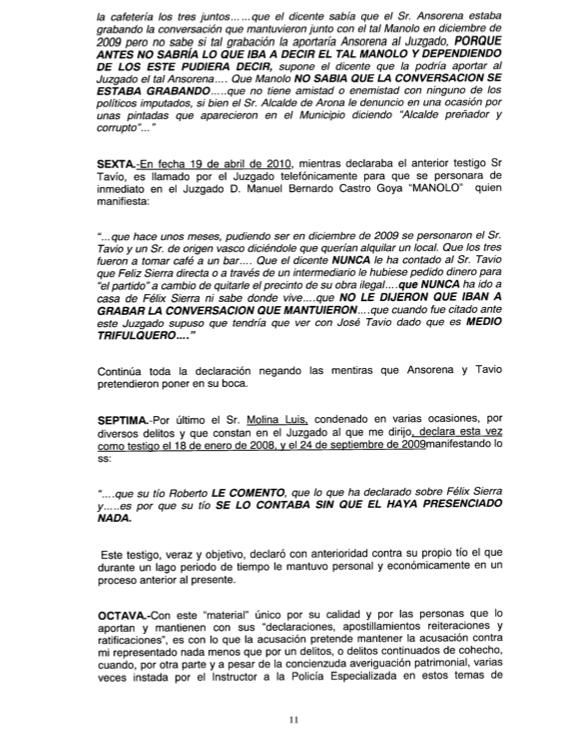 Recurso acusados Caso Arona 1, pag 11