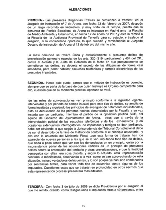 Recurso acusados Caso Arona 1, pag 15