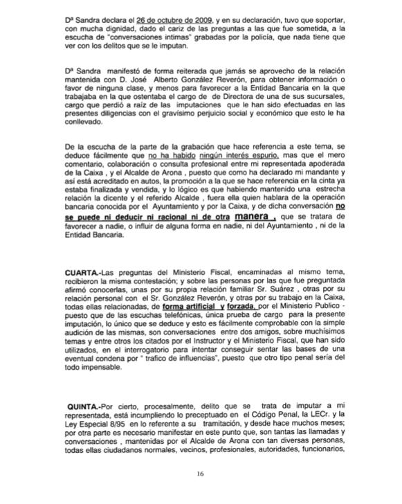 Recurso acusados Caso Arona 1, pag 16