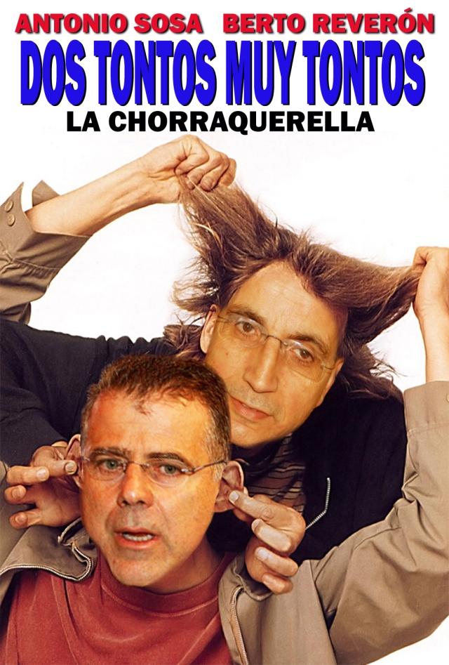 """Sosárcenas y Bertorrente protagonizan la versión aronera de la película """"Dos tontos muy tontos""""/ Autor: Capitán Burgado"""