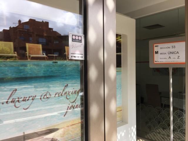 Inmobiliaria electoral en Palm mar, Arona, Tenerife