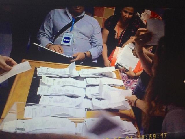 Posible impugnacion votos valle san lorenzo por recuento irregular votos elecciones 2015